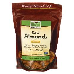 NOW FoodsRaw Almonds - Unsalted