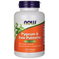 NOW FoodsPygeum & Saw Palmetto