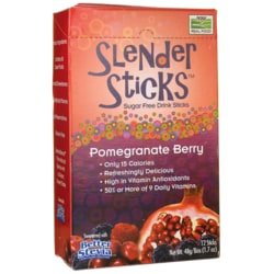 NOW FoodsSlender Sticks Sugar Free Drink Sticks - Pomegranate Berry
