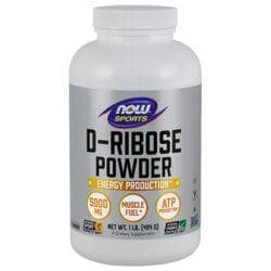 NOW FoodsD-Ribose Powder