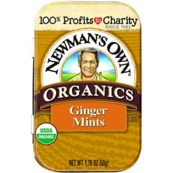 Newman's Own OrganicsGinger Mints
