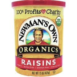 Newman's Own OrganicsOrganic Raisins