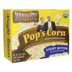 Newman's Own OrganicsPop's Corn Light Butter