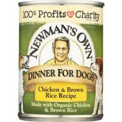 Newman's Own OrganicsPremium Dog Food Chicken & Brown Rice