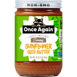 Once AgainOrganic Sunflower Seed Butter