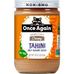 Once AgainNatural Tahini