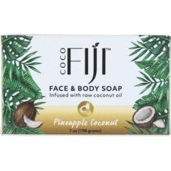 Organic FijiOrganic Pineapple Coconut Soap Bar
