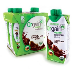Orgain Organic Nutritional Shake Creamy Chocolate Fudge