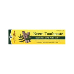 Organix South TheraNeem Organix Neem Toothpaste Neem Therape with Mint