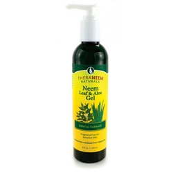 Organix South TheraNeem Neem Leaf & Aloe Gel Gentle Therape