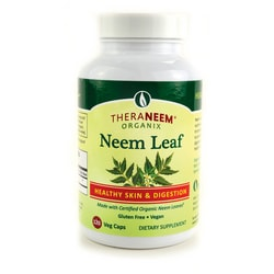 Organix South TheraNeem Organix Neem Leaf Healthy Skin & Digestion