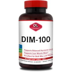 Olympian Labs DIM (diindolylmethane)