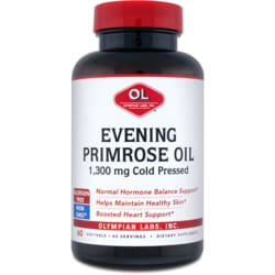 Olympian Labs Extra Strength Evening Primrose Oil