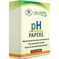 Olympian LabspH Papers 6.0-8.0 15 ft