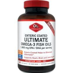 Olympian LabsUltimate Omega-3 Fish Oils