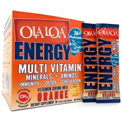 Ola LoaEnergy Multi Vitamin Orange