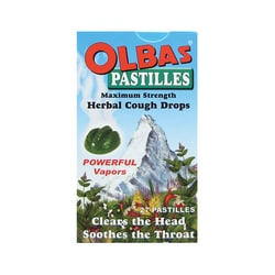 OlbasOlbas Pastilles (Herbal Cough Drops)