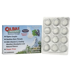 Olbas Black Currant Lozenges
