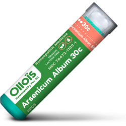 Ollois HomeopathicArsenicum Album 30c