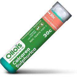 Ollois HomeopathicCalcarea Sulphurica 30c