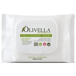 OlivellaDaily Facial Cleansing Tissues