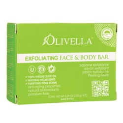 OlivellaExfoliating Face & Body Bar