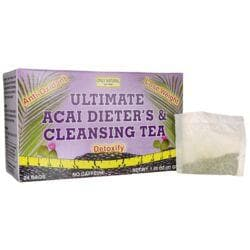 Only NaturalUltimate Acai Dieter's & Cleansing Tea