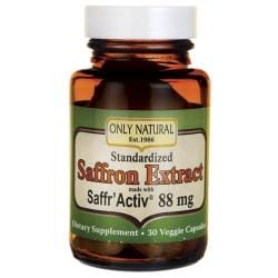 Only NaturalSaffron Extract made with Saffr'Activ