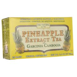 Only NaturalPineapple Extract Tea with Garcinia Cambogia