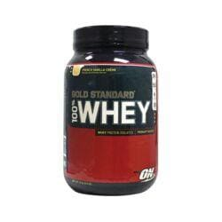 Optimum Nutrition100% Whey Gold Standard French Vanilla Creme