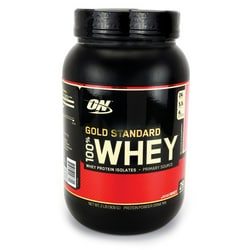 Optimum Nutrition 100% Whey Protein Delicious Strawberry