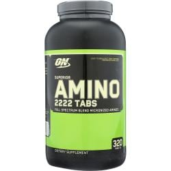 Optimum NutritionSuperior Amino 2222