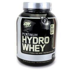 Optimum NutritionPlatinum Hydrowhey Turbo - Chocolate
