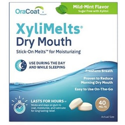 OraHealth XyliMelts For Dry Mouth
