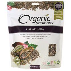 Organic TraditionsCacao Nibs