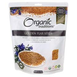 Organic TraditionsOrganic Golden Flax Seeds