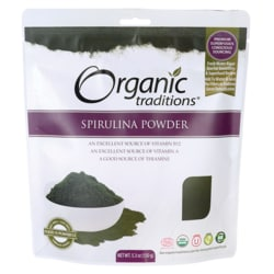 Organic TraditionsSpirulina Powder