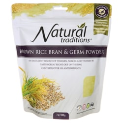 Organic TraditionsBrown Rice Bran & Germ Powder