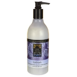 One With NatureDead Sea Minerals Lotion Lavender