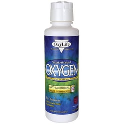 OxyLifeStabilized Oxygen - Mountain Berry