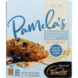 Pamela's ProductsWhenever Bars - Oat Blueberry Lemon
