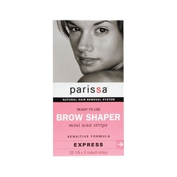 ParissaBrow Shaper Mini Wax Strips