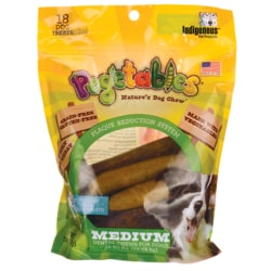 Indigenous Pet ProductsPegetables Dental Chews for Dogs - Medium