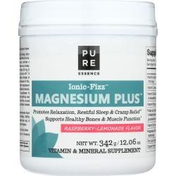 Pure EssenceIonic-Fizz Magnesium Plus - Raspberry-Lemonade