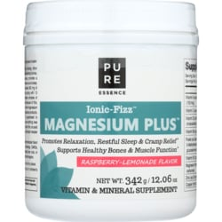 Pure EssenceIonic-Fizz Magnesium Plus - Raspberry-Lemonade