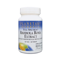 Planetary Herbals Full Spectrum Rhodiola Rosea Extract