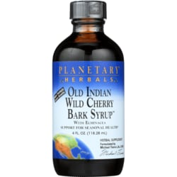 Planetary HerbalsOld Indian Wild Cherry Bark Syrup