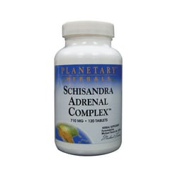 Planetary Herbals Schisandra Adrenal Complex