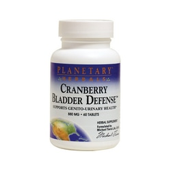 Planetary HerbalsCranberry Bladder Defense