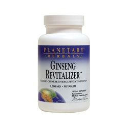 Planetary Herbals Ginseng Revitalizer